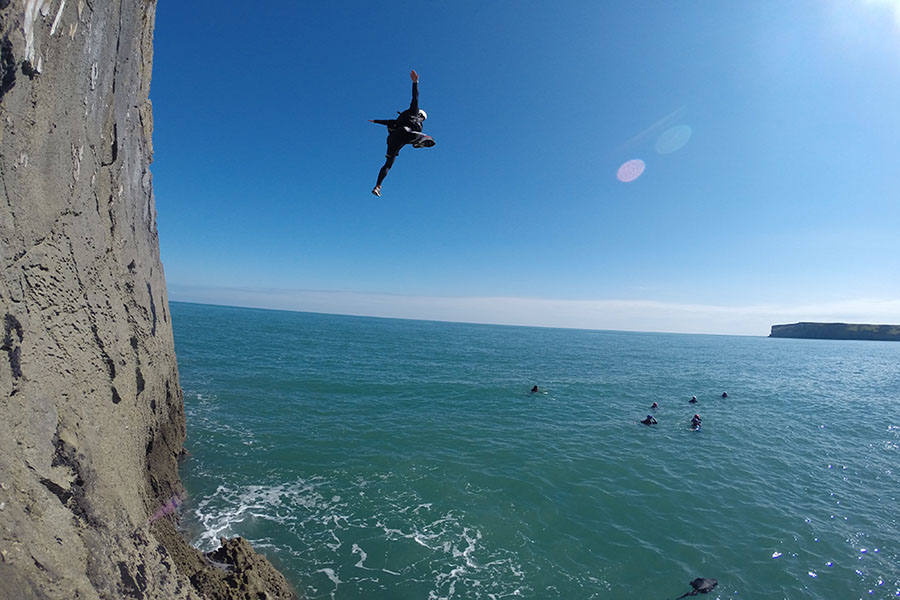 Adventure Beyond Coasteering